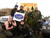 Новый Год Псков Подводный Мир!!!!!